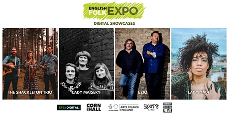 EFEx Digital Showcases: June Session tickets