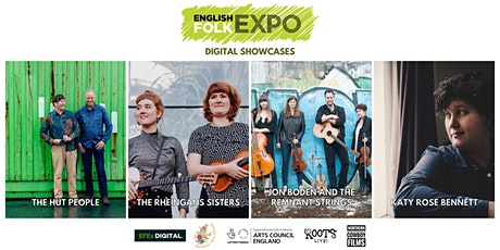 EFEx Digital Showcases: July Session tickets