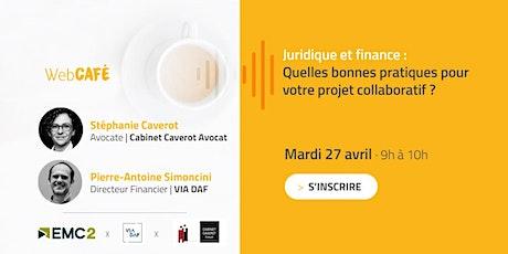 WebCafé : Juridique et finance, les bonnes pratiques tickets