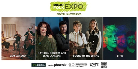 EFEx Digital Showcases: August Session tickets
