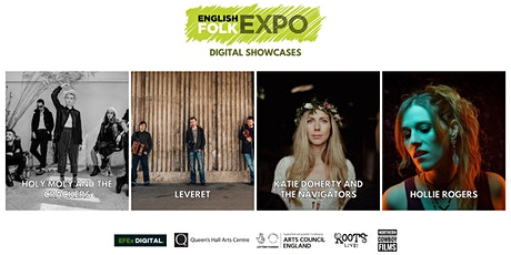 EFEx Digital Showcases: September Session tickets