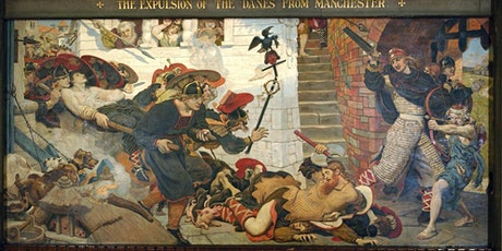 Ford Madox Brown Murals of Manchester Town Hall explained in full on Zoom tickets