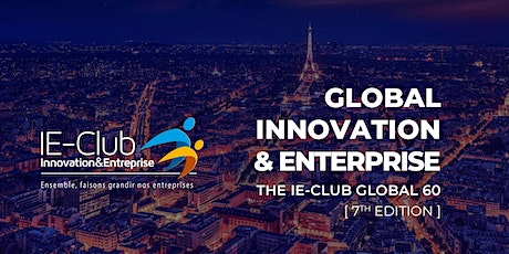 Global Innovation & Enterprise: The IE-Club Global 60 billets