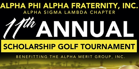 Alpha Sigma Lambda Chapter 11th Annual Scholarship Golf Tournament tickets