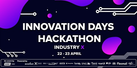 INNOVATION DAYS: Hackathon Industry X tickets