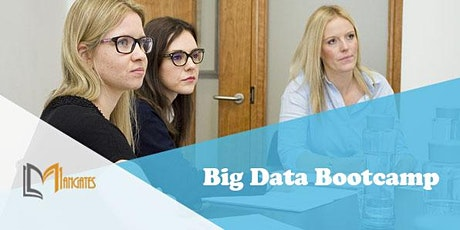 Big Data 2 Days Virtual Live Bootcamp in Colorado Springs, CO tickets