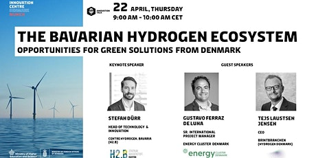 The Bavarian Hydrogen Ecosystem - Opportunities for Green Solutions from DK tickets