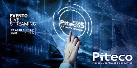 Piteco Evo 5 | la nuova versione della piattaforma di Tesoreria biglietti