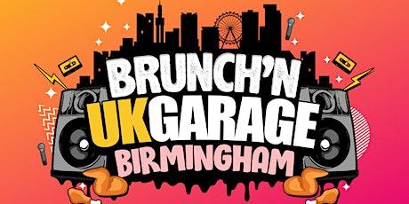 Brunch UK Garage - SEPTEMBER tickets