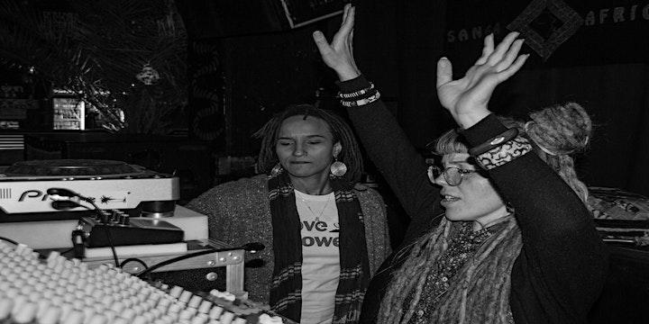 Rootsman Rak x DJ Pepper Coast (B.O.S.S)  x The Roots Daughters image