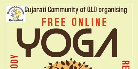 Yoga for Everyone - FREE Online Yoga - By GCQ tickets