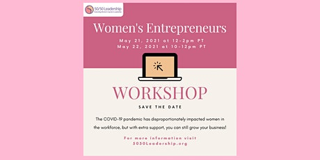 Women's Entrepreneur Workshop tickets
