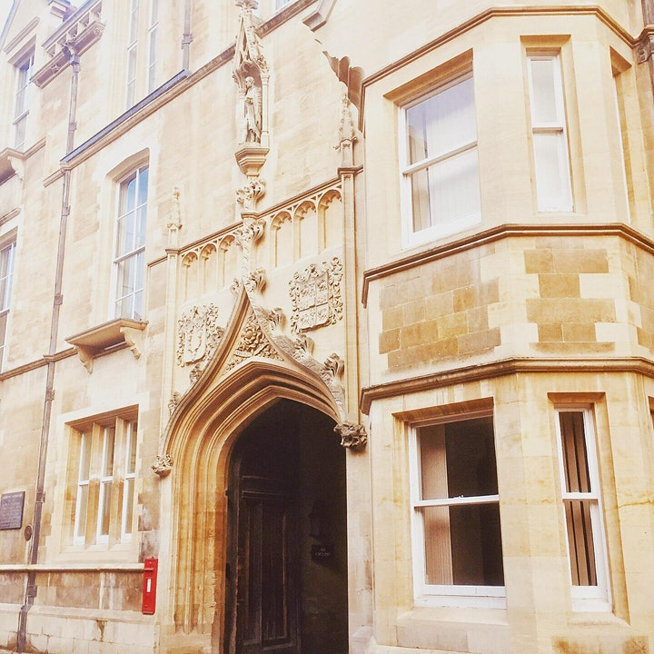 GUIDED WALKING TOUR OF HISTORIC CAMBRIDGE image