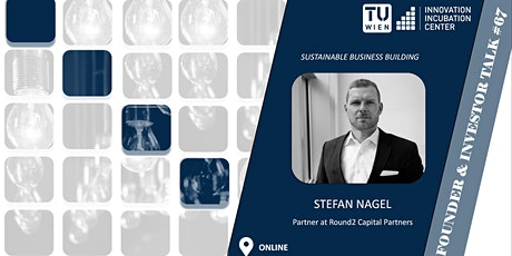 i²c F&I Talk #67: Stefan Nagel (Partner at Round2 Capital Partners) tickets
