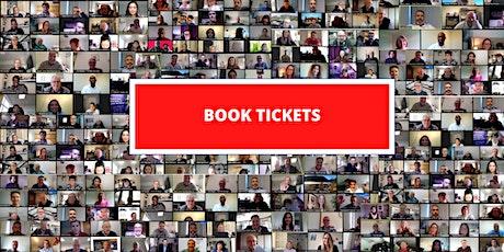 Edinburgh Online Networking tickets