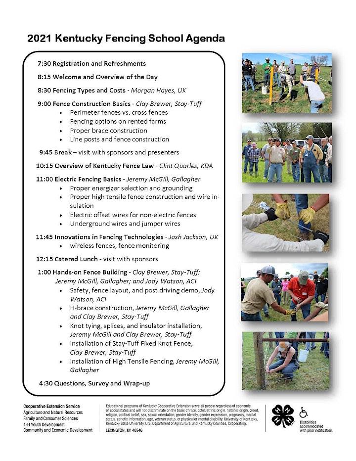 Kentucky Fencing Schools Spring Hopkinsville KY image