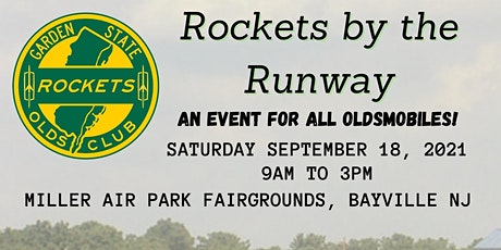 Rockets By The Runway All-Oldsmobile Show tickets