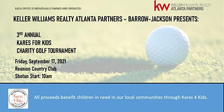 3rd Annual Kares 4 Kids Golf Tournament tickets