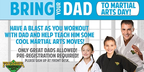 Bring Dad to Class Day! tickets