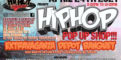 Hip Hop Beatstro Pop-up Shop tickets