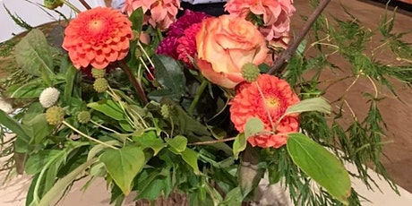 Making History Series: Build-Your-Own Seasonal Bouquet tickets
