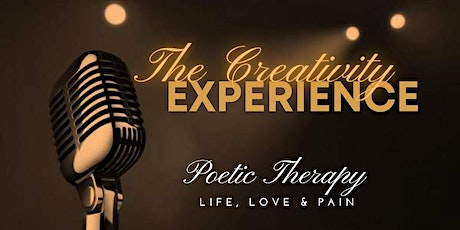 The Creativity Experience: Album Release & Poetry Showcase tickets