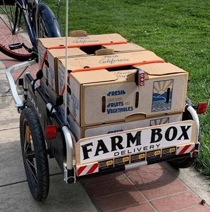 Farm Box by Bike: Eastside Connect image