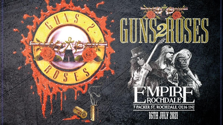 "Guns N Roses - UK's Number 1 tribute ""Guns 2 Roses"" image"