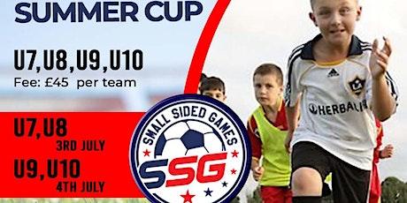 U7 SSG Summer Cup tickets