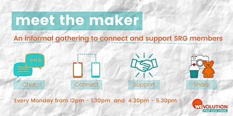 Meet the Maker tickets