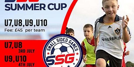 U8 SSG Summer Cup tickets