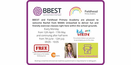 MAMA Unleashed @ Fieldhead Primary Academy tickets
