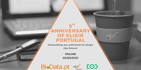 5th Anniversary of ELIXIR Portugal tickets