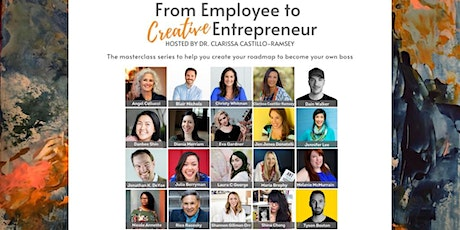 From Employee to Creative Entrepreneur tickets