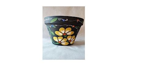 Flower Pot Art tickets