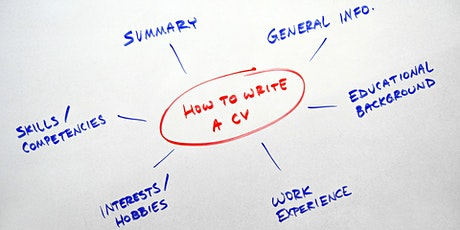 Make It Click - Writing your CV Using Microsoft Word tickets