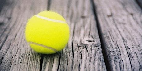 Tennis Lessons - Intermediate / Advanced Adults tickets