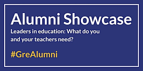 Leaders in education: What do you and your teachers need? tickets