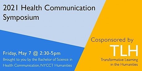 2021 Health Communication Symposium tickets