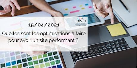 Quelles sont les optimisations à faire pour avoir un site performant ? billets