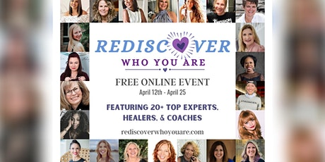 Rediscover Who You Are tickets