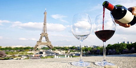 Escape to France Wine Tasting tickets