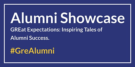 GREat Expectations: inspiring tales of alumni success tickets