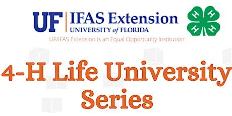 4-H Life University tickets