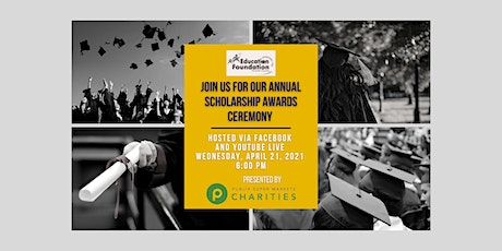 2020-2021 Education Foundation Virtual Annual Scholarship Awards Ceremony tickets