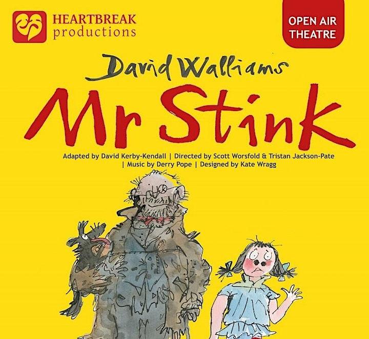 Mr Stink Theatre production image