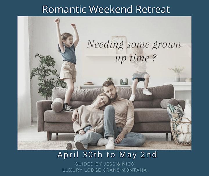 Romantic Weekend Getaway image