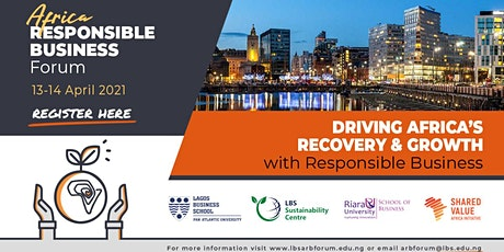 Africa Responsible Business Forum tickets
