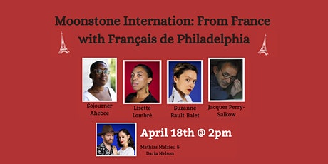 Moonstone International: Alliance Française de Philadelphie tickets