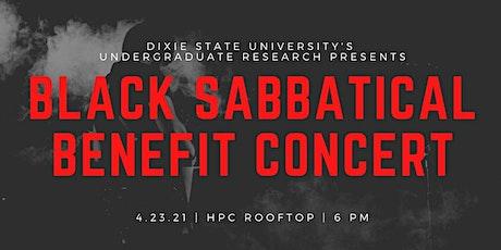 Black Sabbatical Benefit Concert tickets